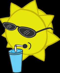 i rischi del sole